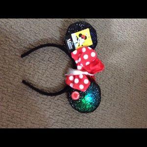 Light 💡 Up Minnie Mouse Graduation 🎓 Headband